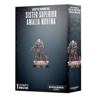 Warhammer 40k Sister Superior Amalia Novena *New in Box*
