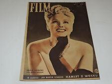 Film 17/1947 polish magazine Adela Jergens, Yves Montand, Natalie Nattier