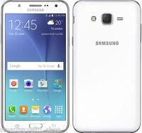 New SAMSUNG GALAXY J5 J500H Dual Sim 3G 8GB WHITE UNLOCK Smartphone - ANDROID