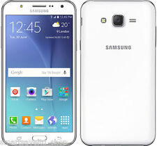 Nuevo SAMSUNG GALAXY J5 J500H Doble Sim 3G 8 GB Teléfono inteligente Desbloqueado en Blanco-ANDROID