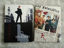 Los Intocables Blu-ray 1 disco, Digipack DVD
