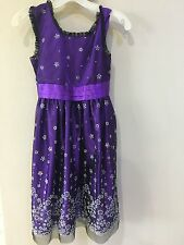 Girls Size 12 Sequined Dress Jona Michelle special occasion worn once 79.00