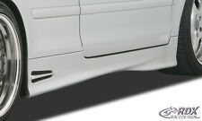 RDX Seitenschweller Audi A4 8H Cabrio Schweller Leisten Links Rechts Spoiler