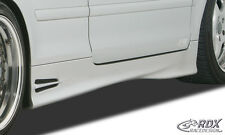 RDX minigonne AUDI a4 8h Cabrio gonne barre a sinistra a destra SPOILER