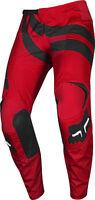 Fox Racing Mens 180 Cota Red/Black Dirt Bike Pants Motocross ATV MX