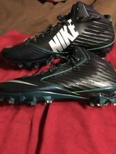 Nike V Speed  Green And Black (new) Size 15