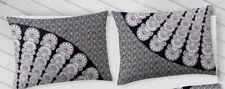 "Set of 2 Indian Handmade 18X28"" Mandala Bed Cotton Cushion Pillow Cover Decor"