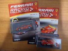 Ferrari Racing collection 488 GTE e 312PB Centauria/IXO 1:43