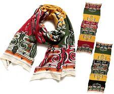 "Kapital Capital Milling Wool Muffler "" Raster Ainu "" Scarf 2color From Japan New"
