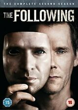 The Following - Season 2 [DVD] [2014][Region 2]