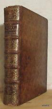 DANTINE CLEMENCET Art de verifier les dates des faits historiques 1750 Desprez