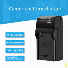 FM_ Safety Protection Digital Camera Battery Fast Wall Charger for Canon NB-5L S