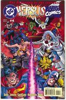 Marvel Versus DC 4 1996 NM+ 9.6 Wolverine Batman X-Men Superman Spider-Man