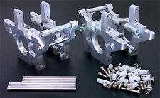 Front &Rear Bulkhead Set+Brace Fit Tmaxx E T-Maxx 21/25/3.3 4907 4908 4909 4910