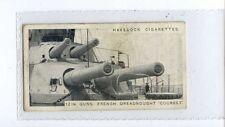 (Ju785-100)Wills Havelock,Modern War Weapons,12in Guns,1915 #49