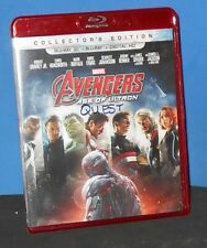 Avengers: Age of Ultron (3D Blu-ray + Blu-Ray Disc, Collector's Ed.)