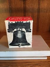 An Authentic Replica Of the Liberty Bell ~ 1975 Historical Souvenir Co U129A