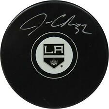 Jonathan Quick Signed Los Angeles Kings Puck - Fanatics