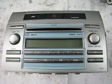 Toyota Corolla Verso radio CD MP3 player unit 86120-0F030 used 2008