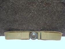Antique VINTAGE Model 1910 U.S. Army Garrison FULL Belt & BUCKLE