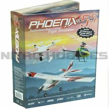 Phoenix R/C Pro Flight Simulator Sim V5.5 RTM5500