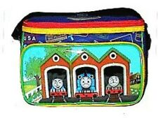THOMAS the TANK & FRIENDS-BLUE INSULATED SCHOOL LUNCH BOX LUNCH BAG - NEW/CUTE!