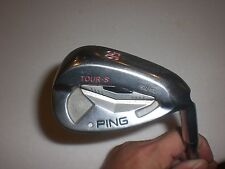 PING Tour-S 56* Wedge- Silver Dot - Proforce 95 Stiff Flex Graphite Shaft!!!!