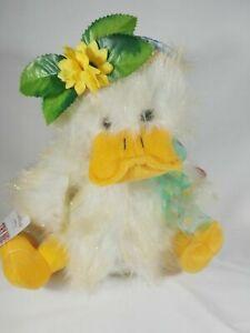 "CHANTILLY Lane Duck Sings Dances ""You Are My Sunshine"" PBC Plush"