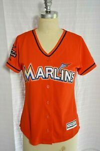 Marlins Jersey Majestic 2017 MLB ALL STAR GAME  COOLBASE S orange USA