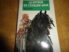 LE RETOUR DE L ETALON NOIR    FARLEY  NO 327