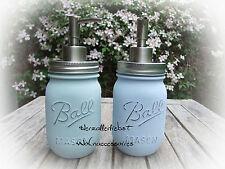 Seifenspender - Ball Mason Jar - wasserfest lackiert im Vintagelook