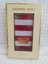 iPhone 5 case - Red and White Stripes