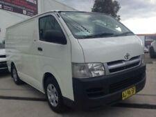 Toyota Passenger Vans