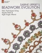 Sabine Lippert's Beadwork Evolution: New Techniques Using Peyote Stitch