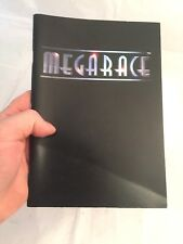 manuel instructions user guide  jeu pc MEGARACE 1994