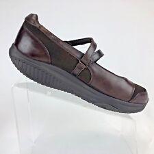 Skechers 24866 Womens Sz 11 Shape-Ups X Wear Hyper Active Mary Jane Shoes Brown