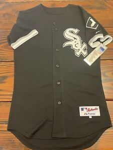 NEW AUTHENTIC MAJESTIC CHICAGO WHITE SOX GAME JERSEY 40 Men's