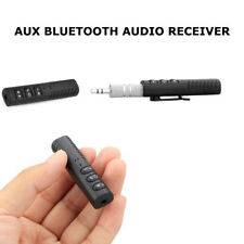 Bluetooth Wireless to Aux Dongle/Receiver for Car/Home Stereo Speaker Headset US