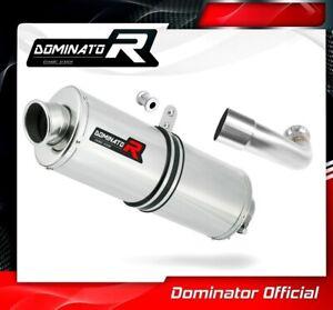 SPYDER RT-S 1330 Exhaust OVAL Dominator Racing silencer 2014 2015 2016 2017