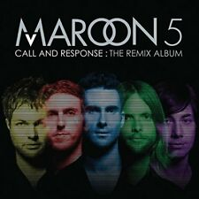 MAROON 5 CD - CALL AND RESPONSE: THE REMIX ALBUM (2008) - NEW UNOPENED - POP