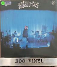 Genesis - Genesis Live - LP Vinyl - Charisma Rare Dutch Press Record Ex+ Con