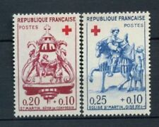 French Red Cross French & Colonies Stamps
