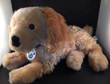 "Nintendo Nintendogs Animated Labrador Puppy Dog Plush 12"" 2007 Lab Retriever"
