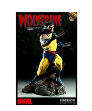 Marvel Wolverine Premium Format Figure Exclusive Sideshow JC