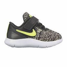 Nike Non-Tie Slip-on Sneakers Antrhacite/Volt Little Boys Size 9