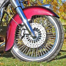 "Klock Werks Klassic Front Fender Kit for 16"" - 18"" Front Wheel Chieftain Chief"