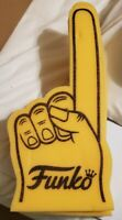 Yellow FUNKO Foam Finger