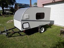 Custom Built Teardrop Camper Teardrop Trailer 2014