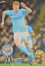KEVIN DE BRUYNE - A3 Poster (42 x 28 cm) - Manchester City Fußball Clippings NEU