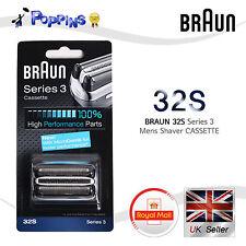 Braun 32S RASOIO Foil Cutter testa Series 3 cassette 5773 380 340 5778 300